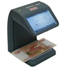 Детектор банкнот DoCash Mini Combo серый